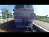 Обычный день Харьковских зацеперов! / The usual day of Kharkiv Trainsurfers (Ukraine)