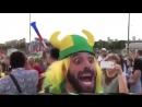 Фанаты сборной Бразилии высказали все, что они думают о нашей стране [ CINELUX ]