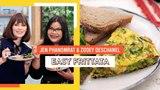 Zooey Deschanel & Jen Phanomrat's Delicious Frittata | The Farm Project