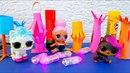 Делаем Лампочки для Кукольного Домика СВОИМИ РУКАМИ Как сделать красивые фонарики в кукольный домик