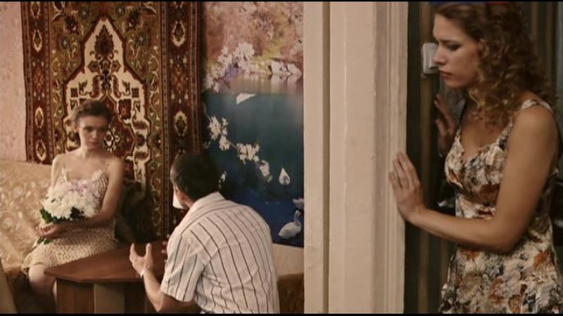 Ключи от счастья 2 сериал 2011 год 6 серия