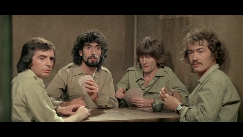 Новобранцы идут на войну Les Bidasses s'en vont en guerre 1974