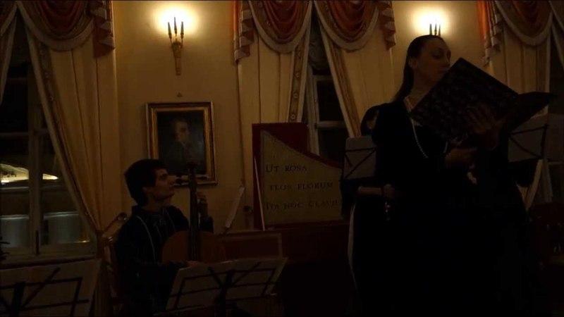 Musica Tempora и Анна Хазанова (меццо-сопрано)