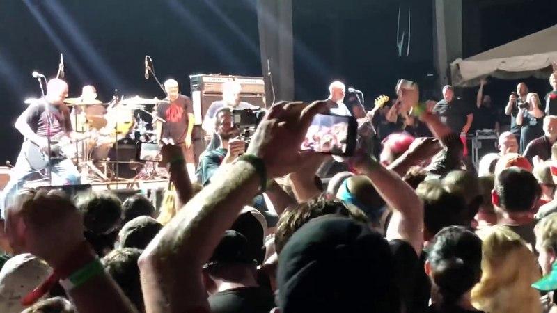 Descendents ft. Jello Biafra - Police Truck @ Camp Punk In Drublic 6/2/18
