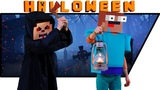 Minecraft In Real Life MIRL What Happened To Noob In Halloween
