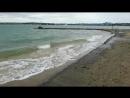Тихий океан, Окленд, Devonport beach, Северный остров Новой Зеландии