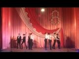 """Студия современного танца « Sky way"""" . Старшая группа «Офис». Концерт на 8 марта. ДК «Лидиевка»."""