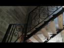 Готовый Лестничный марш с поворотными ступенями и коваными перилами.КОМПЛЕКС ГРУПП.тел:89174601999