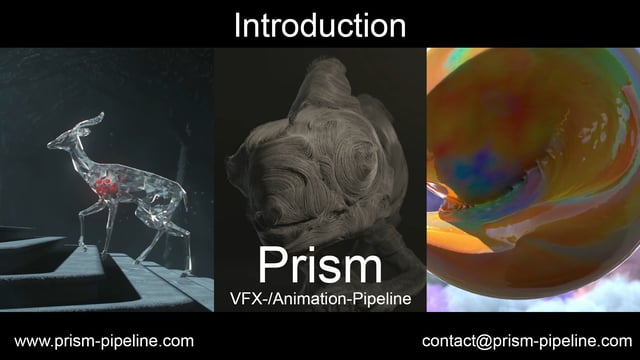 Prism Pipeline Introduction