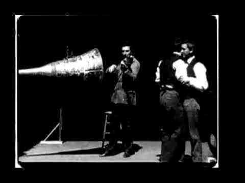 William Dickson Experimental Sound Film 1894