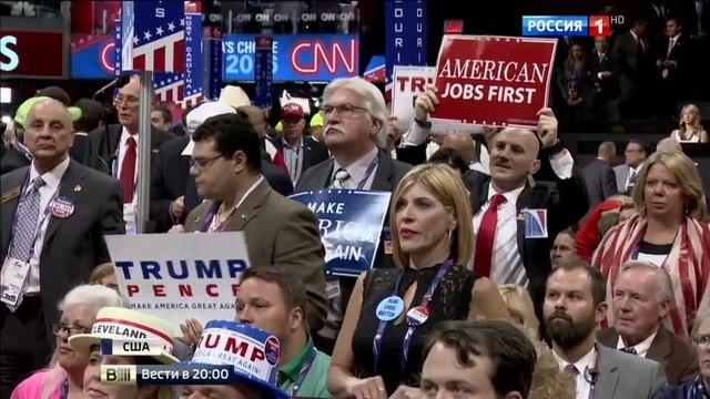 Вести 20:00 • Выборы президента США: Трамп опять скандалит, Клинтон вновь скомпрометирована