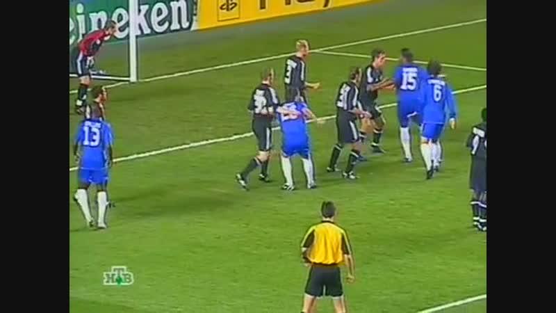 158 CL 2005 2006 Chelsea FC RSC Anderlecht 1 0 13 09 2005 HL