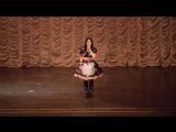 3.1.2. ИГРОВОЕ ДЕФИЛЕ № 7 - Alice Madness Returns (AliceLiddell) - ALESSA, Москва