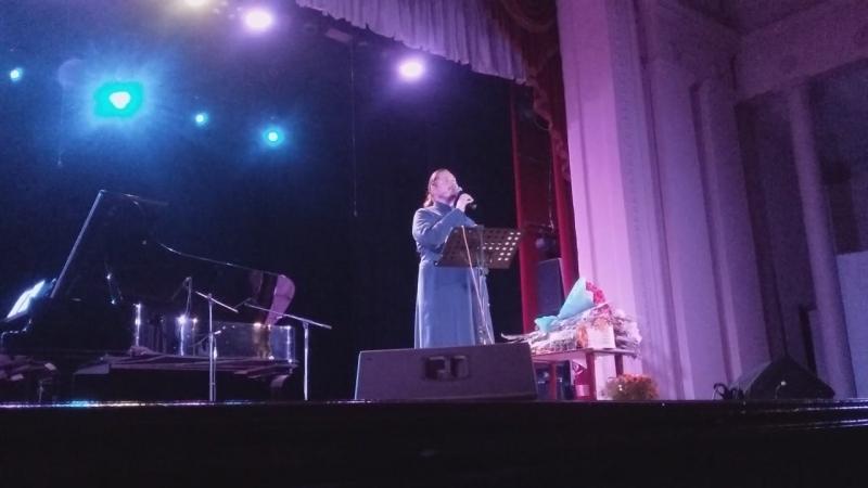 иеромонах Фотий Panis Angelicus концерт в Новороссийске 31 мая 2018