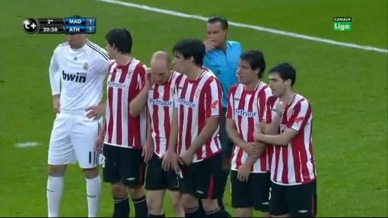 Real Madrid vs. Athletic de Bilbao 2009-2010 2 parte