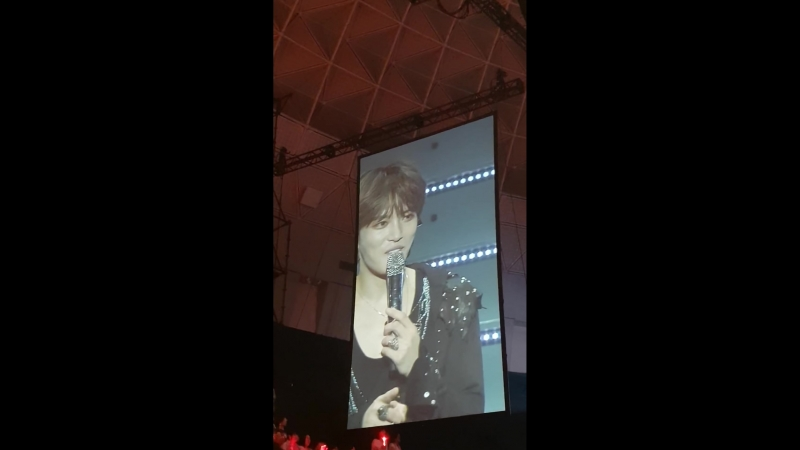 180714 JaeJoong The Reunion in Memory Kobe Talk (김재중 고베 콘서트 토크-Kimjaejoong-ジェジュン_4K