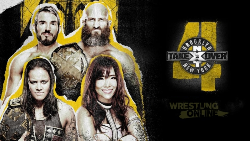 NXT TakeOver Brooklyn от Кенникса