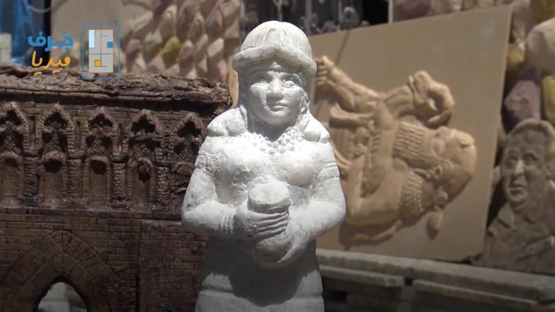 Скульптор Ракки.