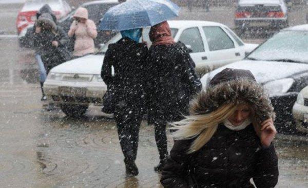 Администрация Таганрога: МКУ «Управление защиты от ЧС» Таганрога сообщает об ухудшении погодных условий