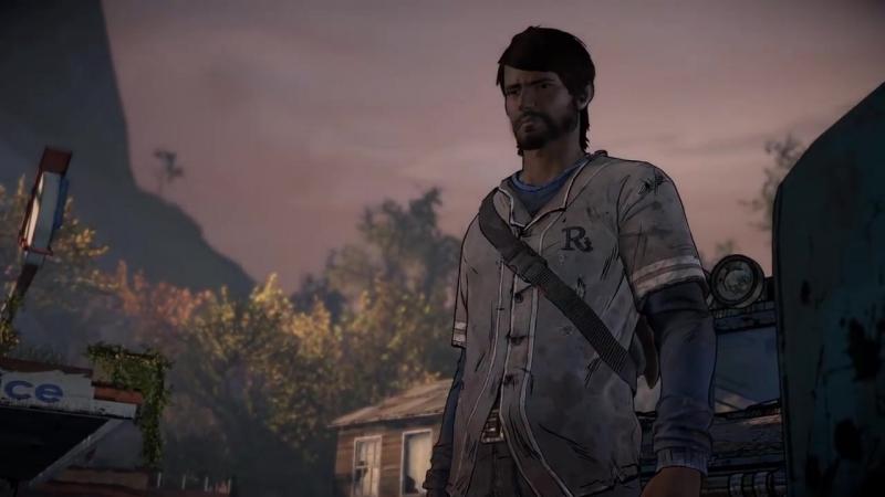 [TheBrainDit] КРОВЬ И КИШКИ! - The Walking Dead — A New Frontier (Ep.2)