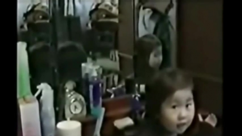 Призрак Японской Девочки в Зеркале