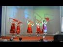 Народный танец Зимушка-зима