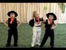 Прикольный танец на 8 марта