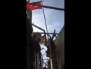 В освобожденных селах вокруг Африна водрузили флаг Турции.