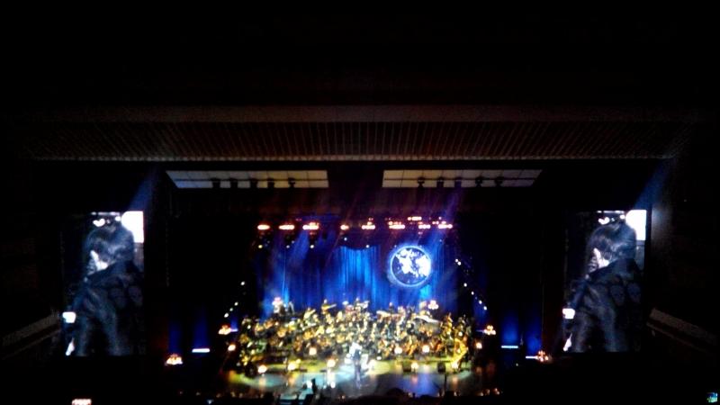 Би 2 с симфоническим оркестром Варвара 8.06.2018