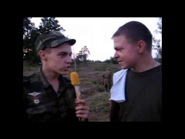 Витус Бритва в армии часть 3 VitussBritva