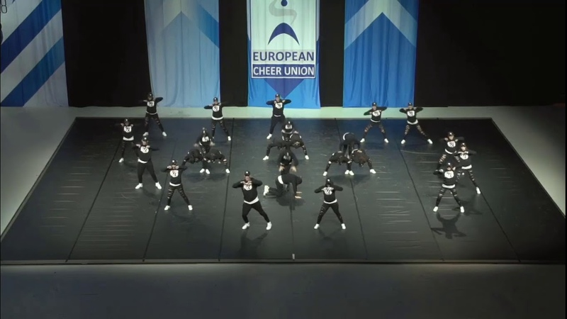 Cheerleading . Senior Hip Hop Germany TheRokkaZ.