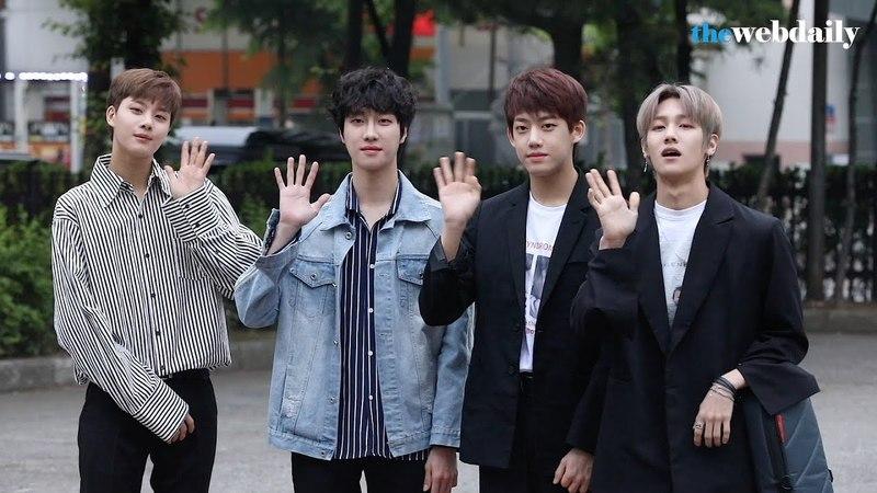 [WD영상] 아이즈 5월 11일 뮤직뱅크 928회 아침 리허설 출근길