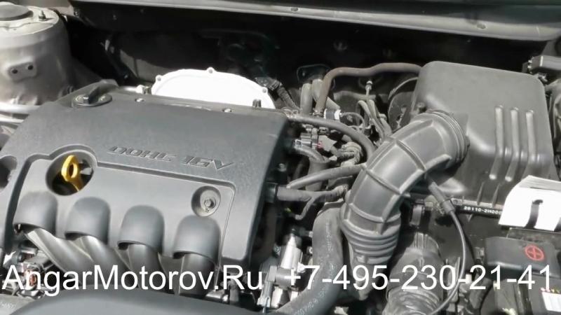 Купить Двигатель Kia Ceed 1.6 CVVT G4FC Двигатель Киа Сид 1.6 2009-2012 Наличие без предоплаты