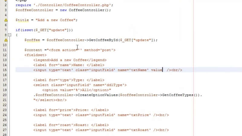 Create a website with PHP Part 3 CMS 2 2
