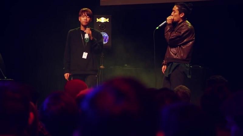 [Swissbeatbox] HISS vs BATACO | Grand Beatbox SHOWCASE Battle 2018 | SMALL FINAL