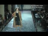 Estet Fashion Week.Вика Цыганова. Имперский стиль