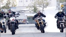 Stunt Riding in Japan with Team Empire