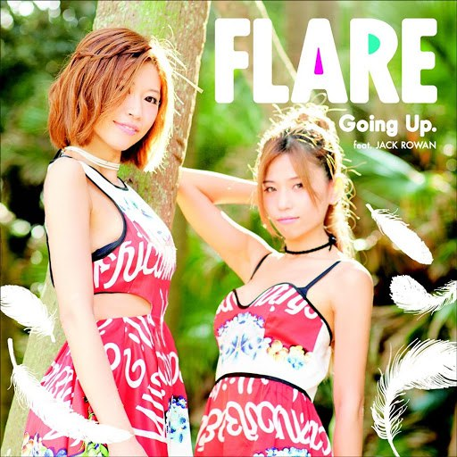 Flare альбом Going Up. (feat. JACK ROWAN)