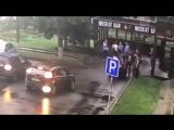 Двое полицейских подрались с посетителями ресторана в Подмосковье