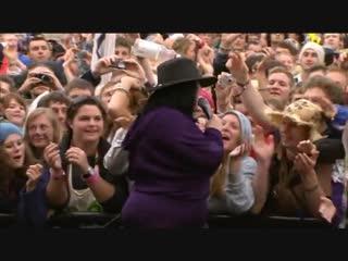 The Gossip -  Live at Glastonbury 27 Junio 2008