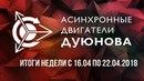 Проект Дуюнова Итоги недели с 16 04 по 22 04 2018 l Дмитрий Дуюнов