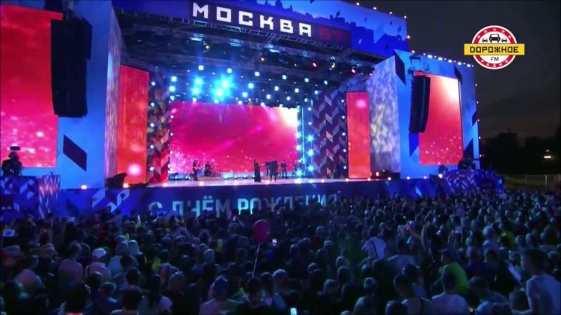 Тамара Гвердцители и Олег Шаумаров - Ты в моем сердце. Концерт «С днём рождения, Москва!»