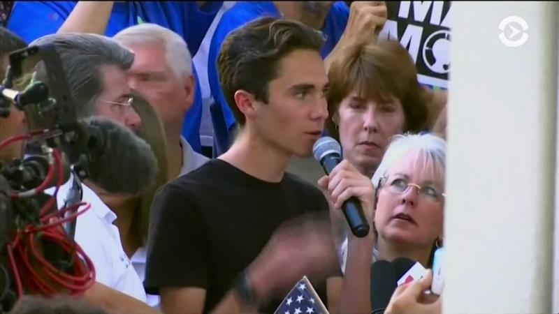 VoA: Американские школьники требуют ужесточения контроля над оружием