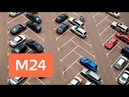 Жизнь в большом городе проблемы с парковкой Москва 24