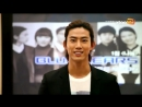120924 Blue Bear with Taecyeon Scholarship Ceremony