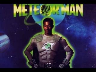 Человек-метеор / The Meteor Man. 1993. 1080p. Перевод MVO 5-ый канал. VHS