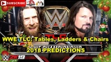 WWE TLC 2018 WWE Championship Daniel Bryan Vs. AJ Styles Predictions WWE 2K19