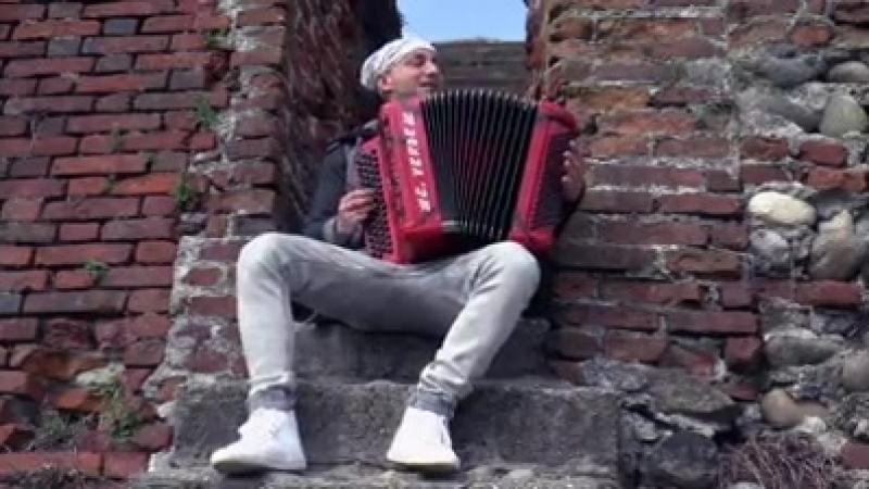 SUBEME LA RADIO - cover fisarmonica - MIMMO MIRABELLI