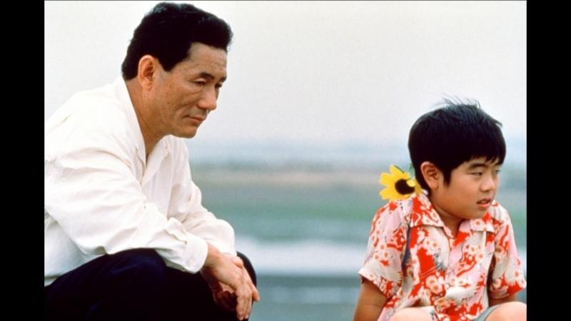 Кикуджиро 1999 Kikujirô no natsu реж. Такеши Китано драма, комедия