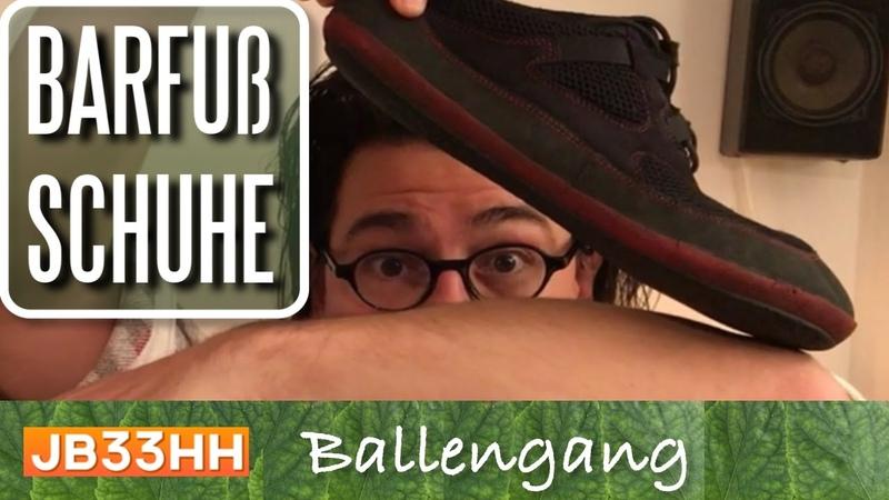 Barfußschuhe und Ballengang: Erklärung Erfahrung | GODO Dr. Peter Greb | Dirk Beckmann